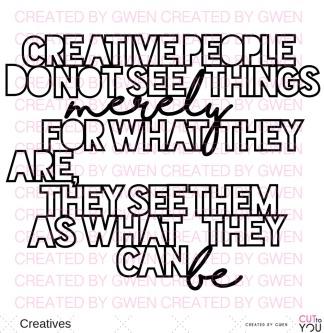 XCreatives